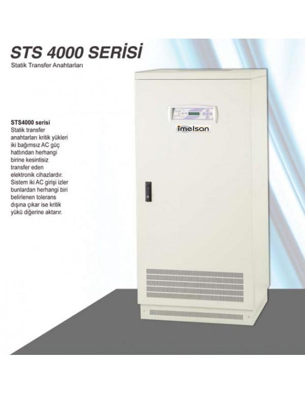 İmelsan Statik Transfer Anahtarı STS 4000 Serisi...