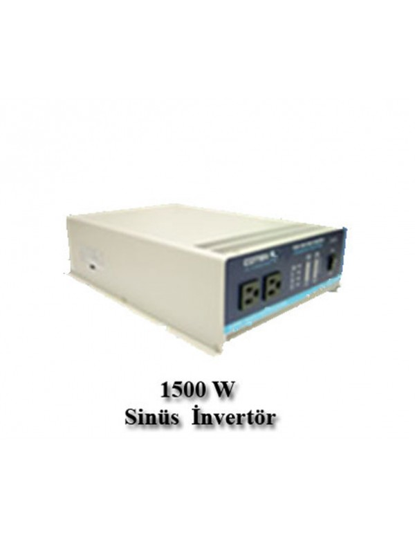 İmelsan 1500W Sinus İnvertör