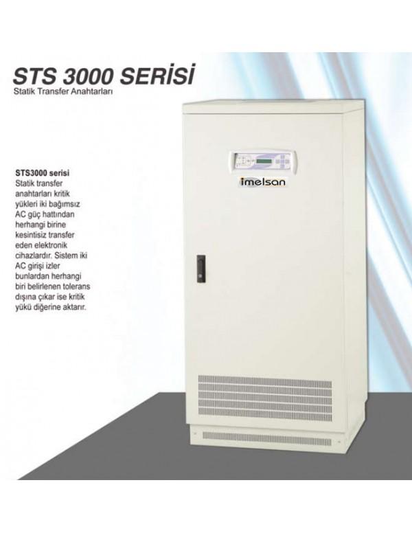 İmelsan Statik Transfer Anahtarı STS 3000 Serisi...